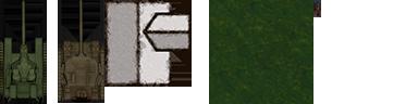 Tank Game Sprite Sheet
