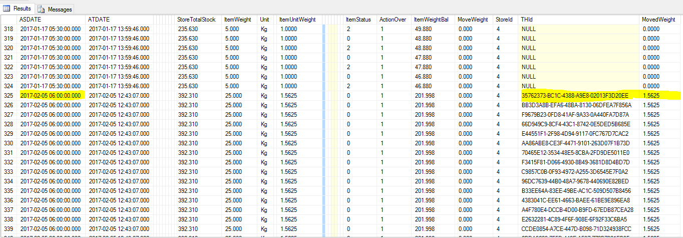 Trigger issue : Subquery returned more than 1 value