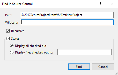 TFS 2015 - Unable to unlock source code file locked out by some one else