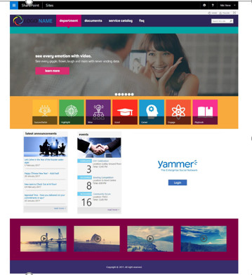 30 Awesome SharePoint-powered Sites | Best SharePoint ...