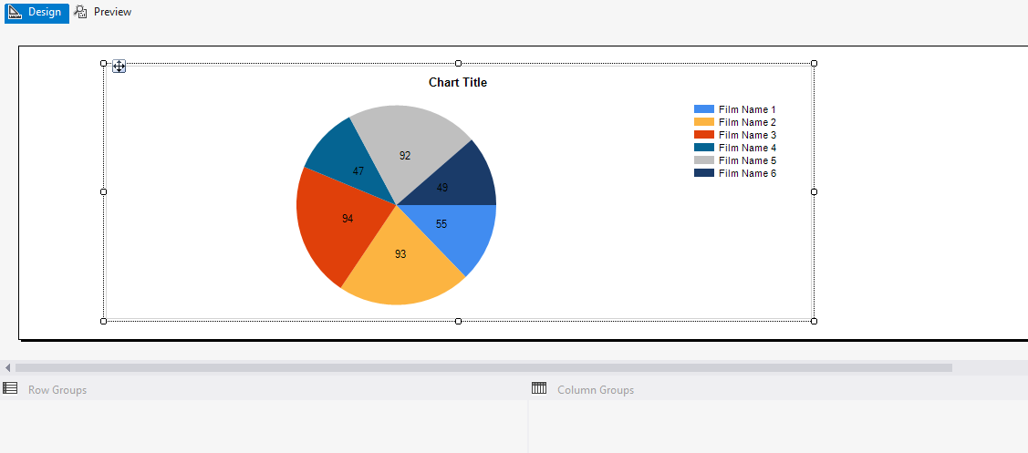 How To Hide Zero Data Label Values In Pie Chart Ssrs