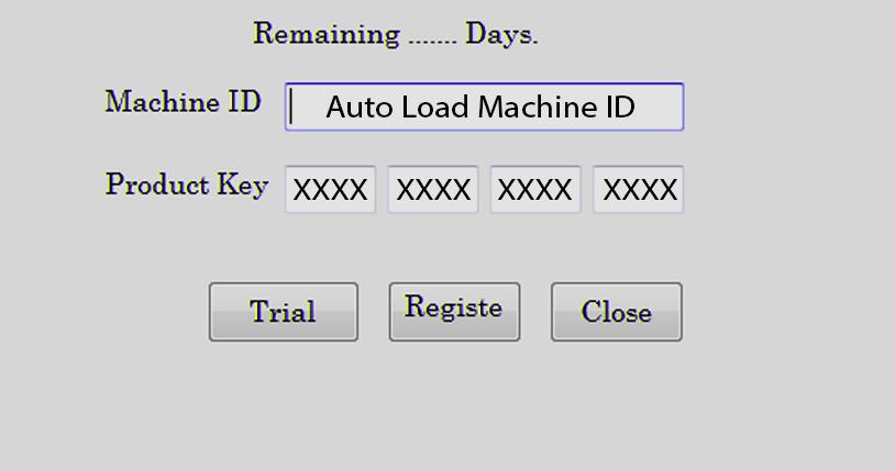 Register Form Design