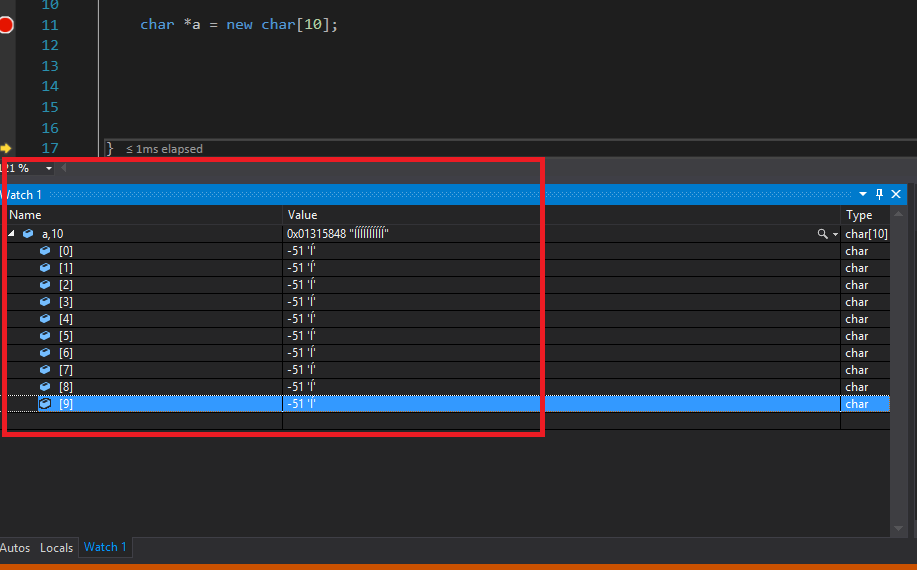 Watch, Memory, Stack Tips: C/C++ Visual Studio Debugger ...