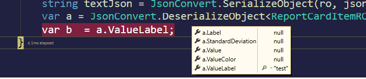 How to specify derived type when deserializing json