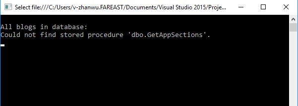 Entity Framework Does not catch SQL exceptions
