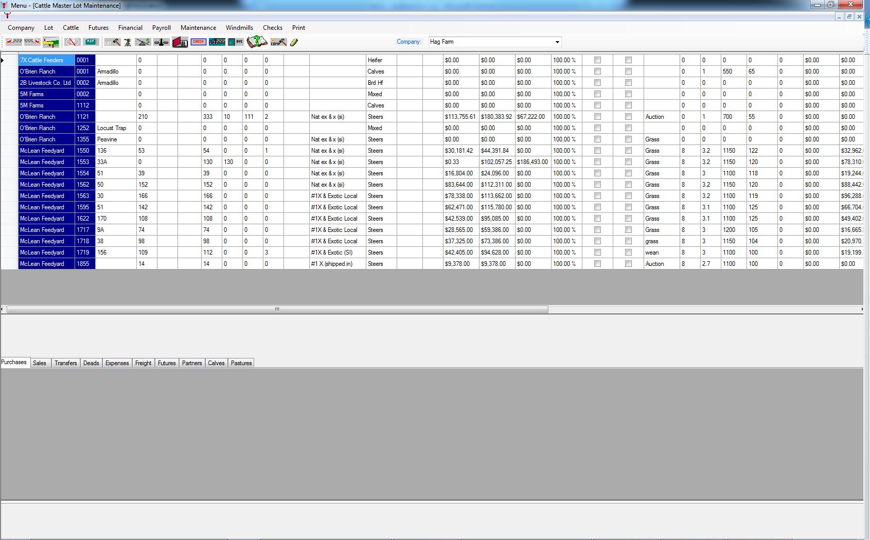 Column headers not visible datagridview for Html table column header