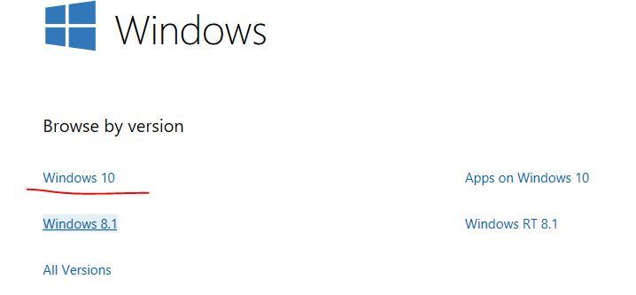 Unable to install Windows Mobile Device Center on Windows 10