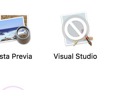 Visual Studio instalado sin problemas y aparentemente no es compatible.