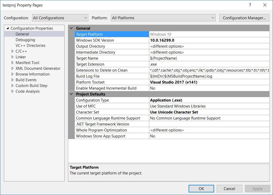 Cannot open file winmm lib Visual Studio 2017