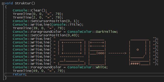 Strukturanzeige_c++