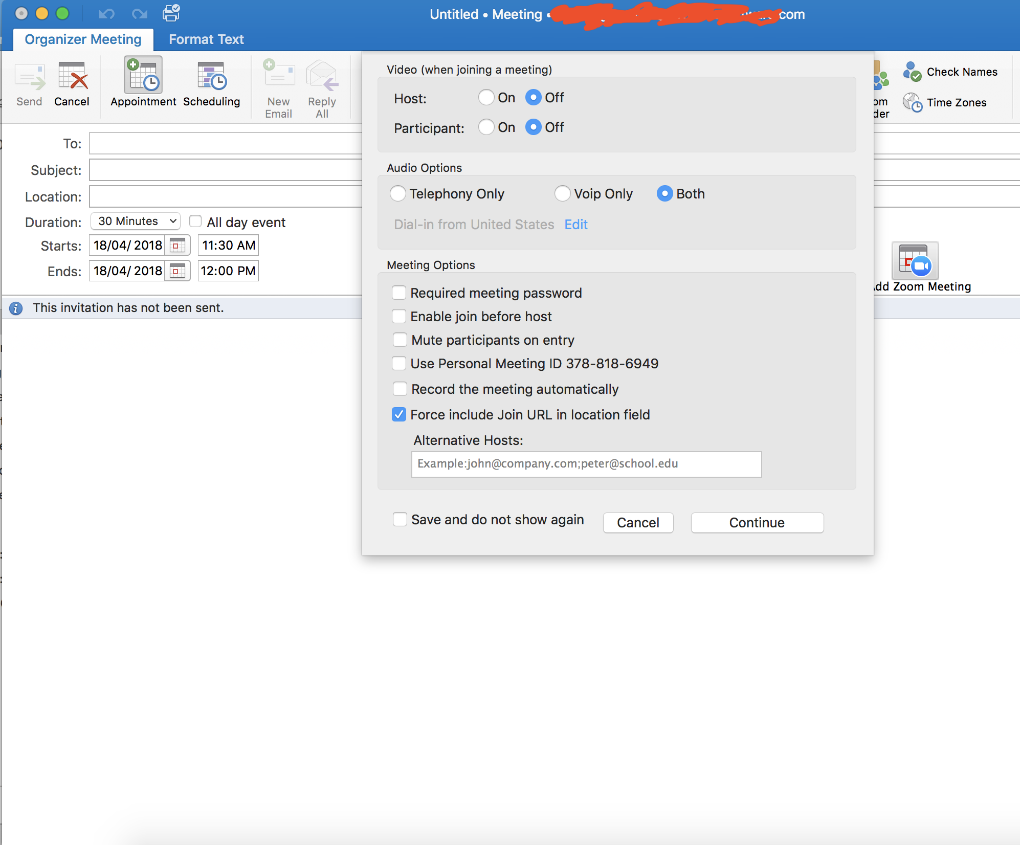 Outlook 2016 on macOS: Native Add-in, how to proceed