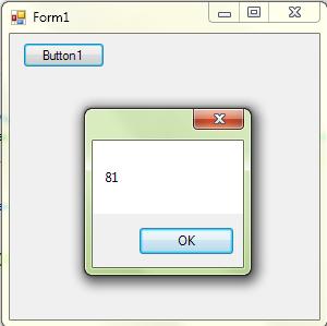 8-bit CRC code in Visual Basic