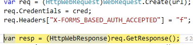 getting error at highlighted