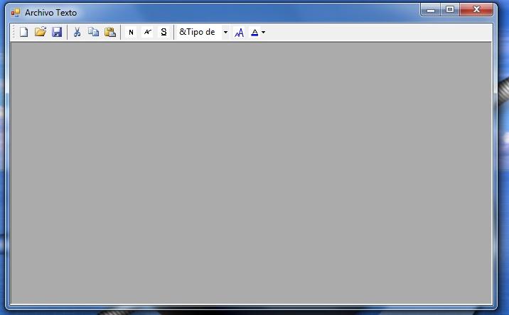 este es mi demo de mi editor de texto