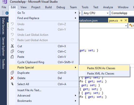 How to deserialize JSON string in  NET 3 5?