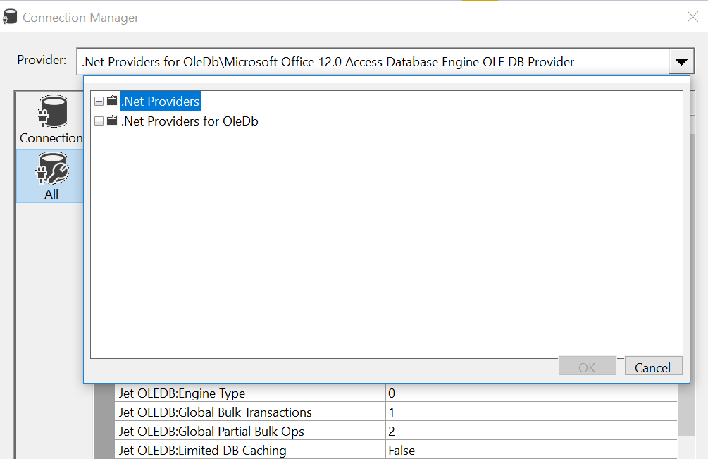 MSACCESS ISAM DRIVERS FOR WINDOWS 8