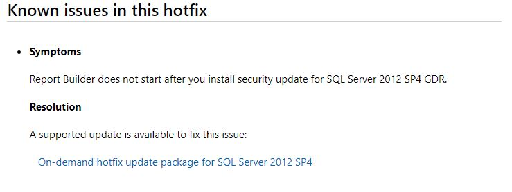 sql server 2012 sp4 gdr download