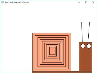 Screen shot of a program MRK453