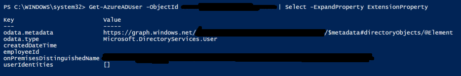 AAD Connect - Syncing SAMAccountName for LOB Applications