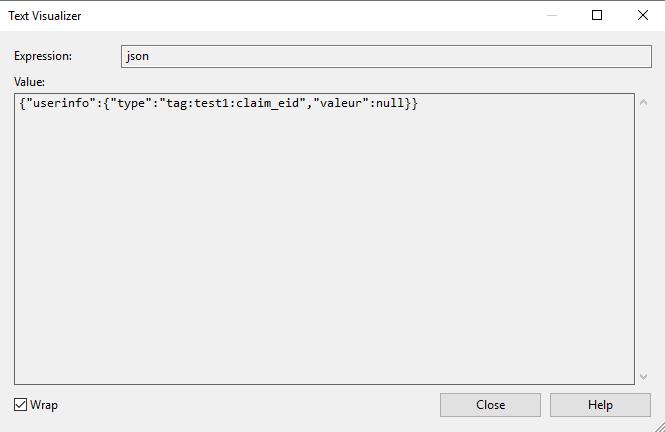 Problem with JsonConvert SerializeObject