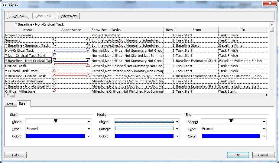 Project 2013 Preview 3d Bars And Gantt Option