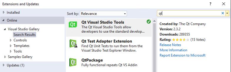 How to use qtdesigner in visual studio?