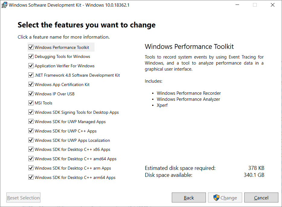 installation of VS 2017 professional does not update the VS