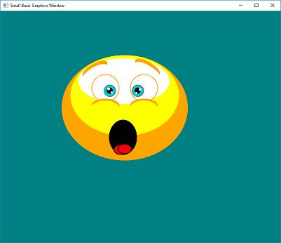 Screen shot of a program CUTE PIE