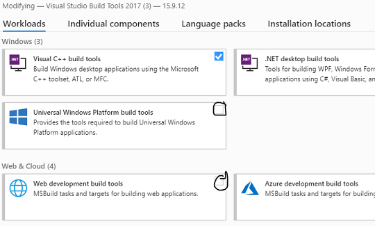 Will It Require Visual Studio License For Build Tool on Team