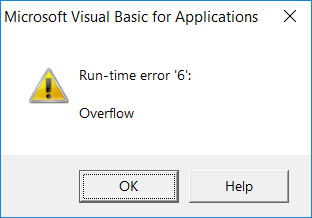 EXCEL VBA - When Changing the Option of Drop down via VBA