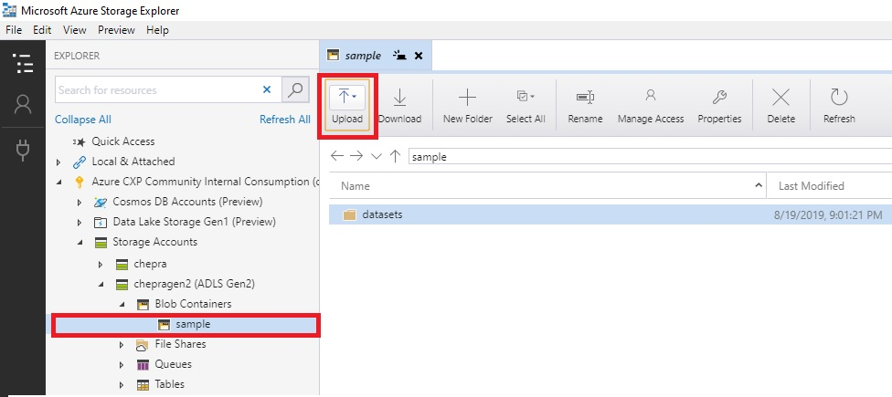 Uploading file to ADLS Gen2 file system with out using SSIS