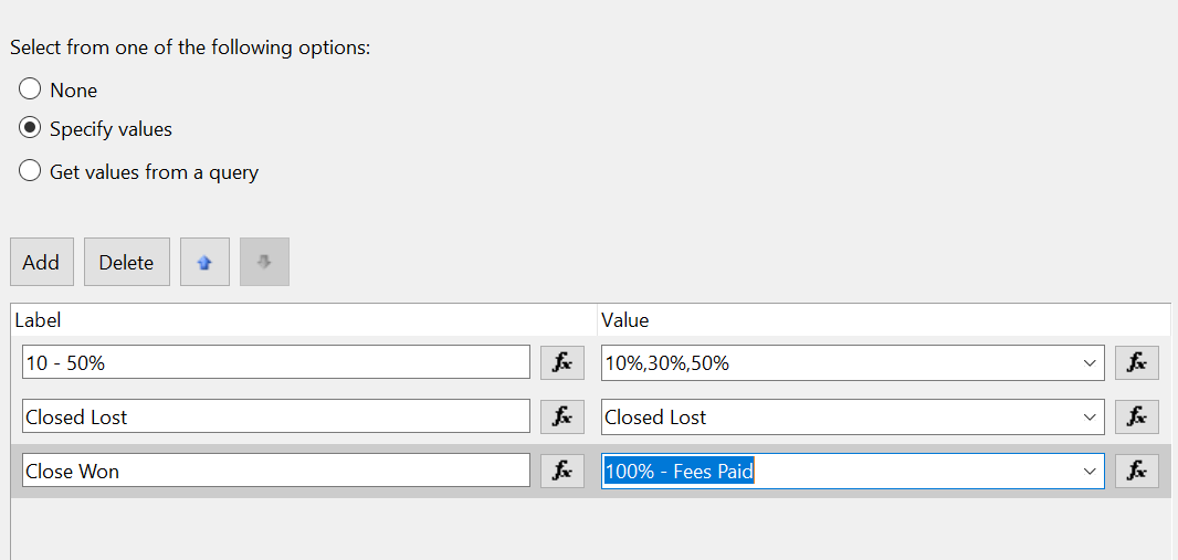Multivalue parameter in SSRS expression
