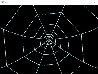 Screen shot of a program Draw Web 0.2