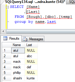 how to say a value is something in sql