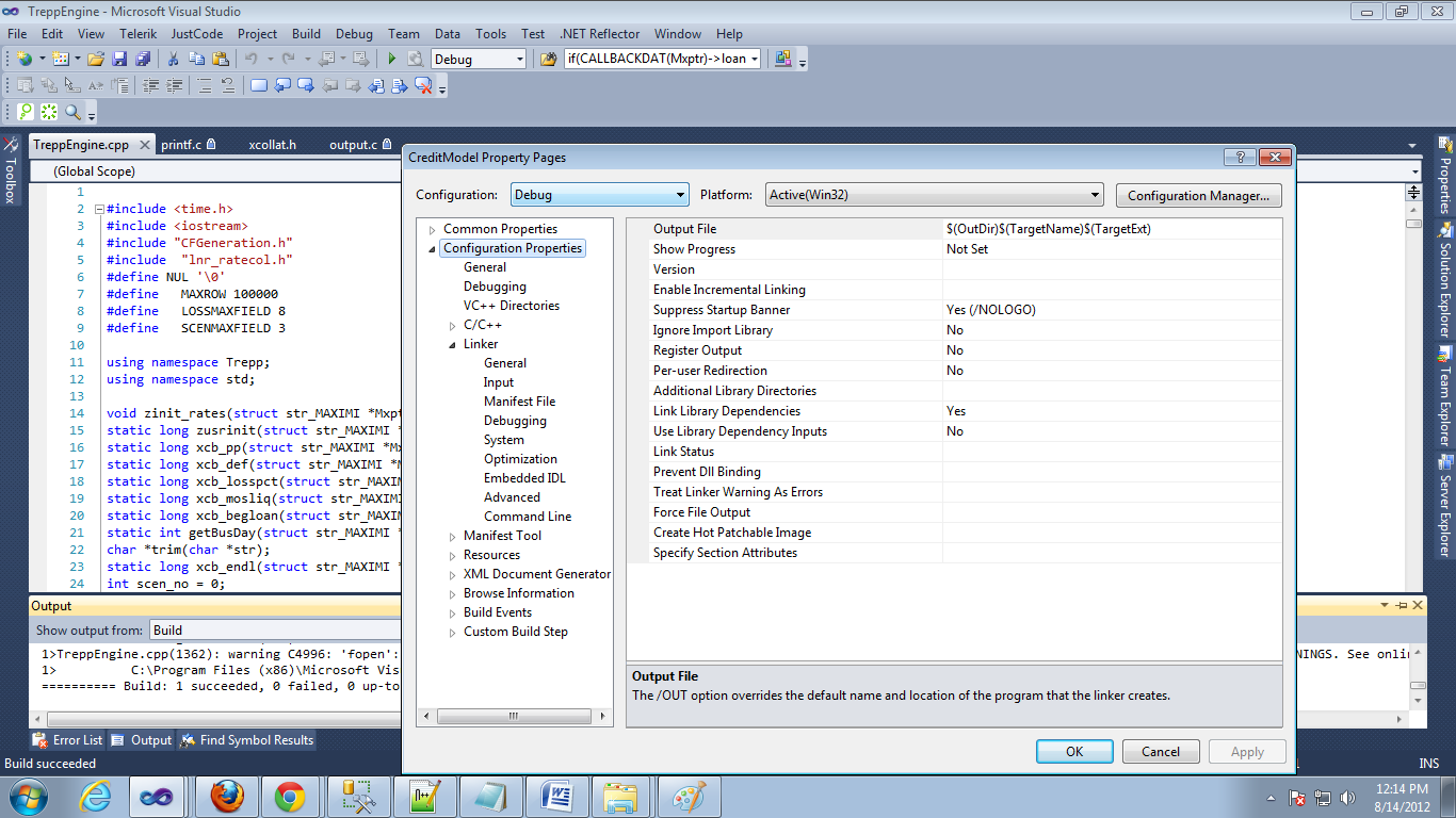 Error lnk2001 unresolved external symbol 3 go to build configuration manager set configuration to biocorpaavc