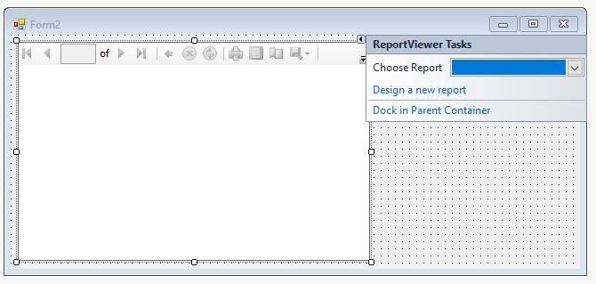 ReportViewer control