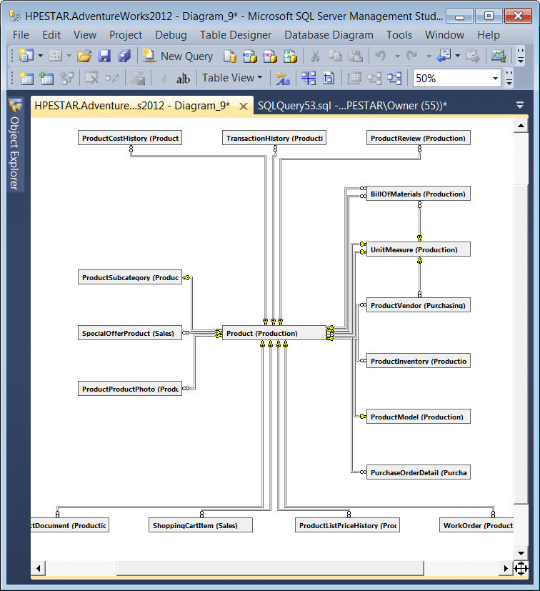 Tool to create an er diagram it took me 1 minute to create the following diagram ccuart Image collections