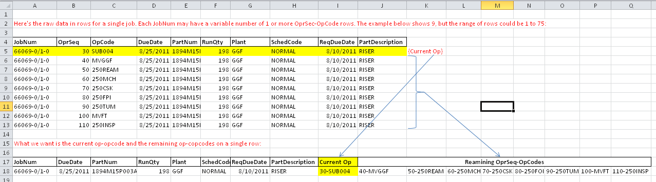 Converting Variable number rows to columns in SQL