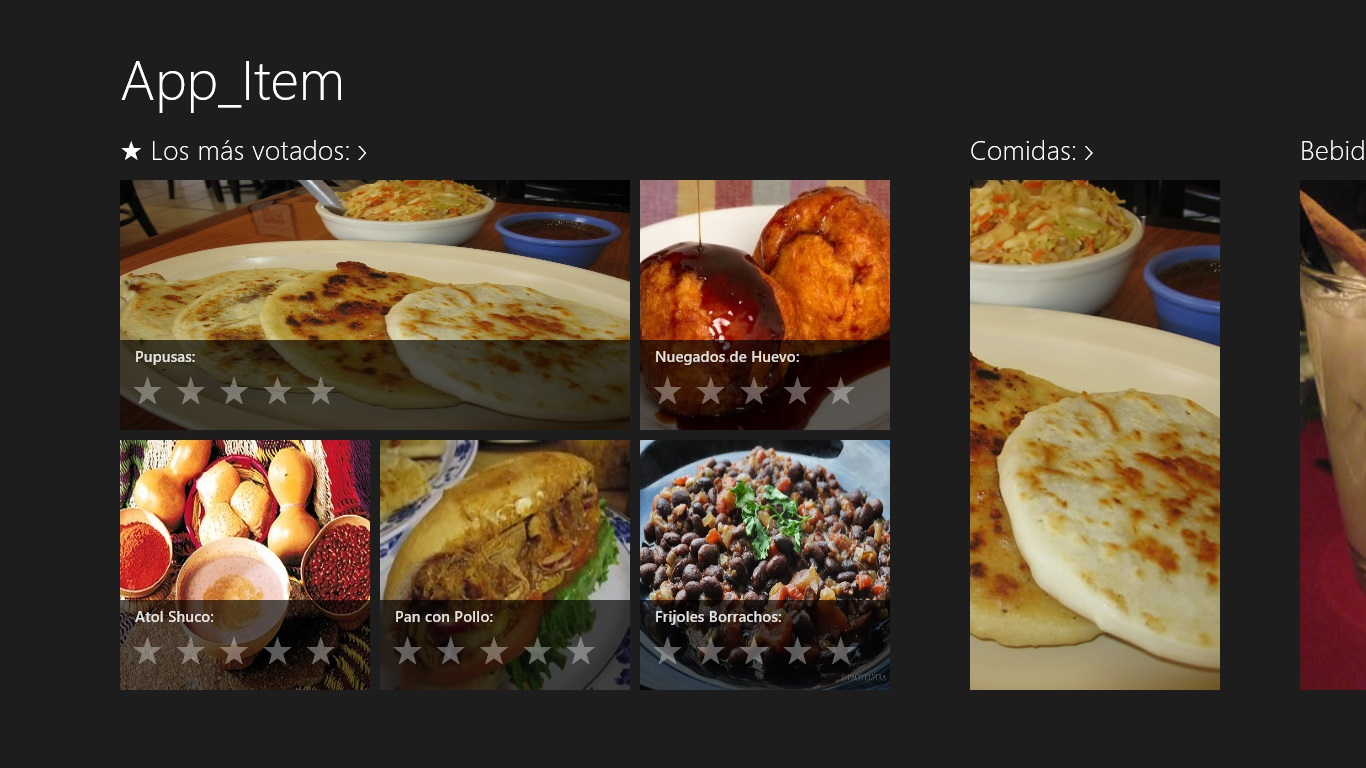 How can i change the template of a windows store app forumfinder Gallery