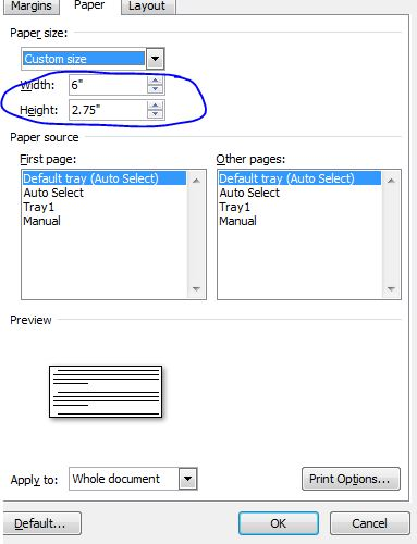 how to fix microsoft word page layout