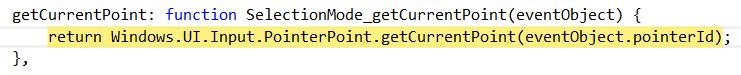 line 15768, column 13 in ms-appx-web://microsoft.winjs.1.0/js/ui.js