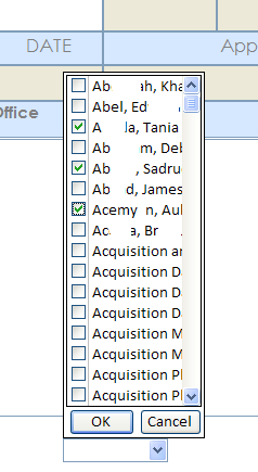 Combo Box, VBA to select multiple items in dropdown