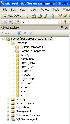 how to check if my server run