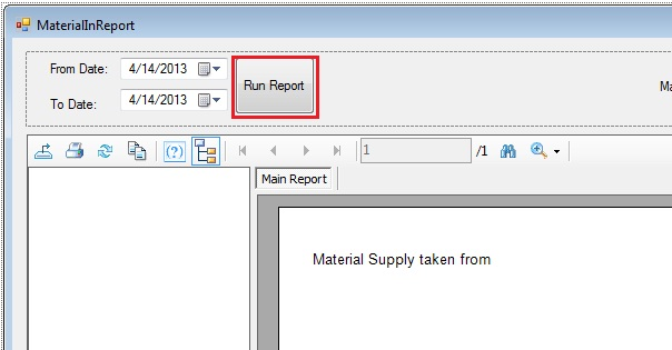how to add parameter field in crystal report in c