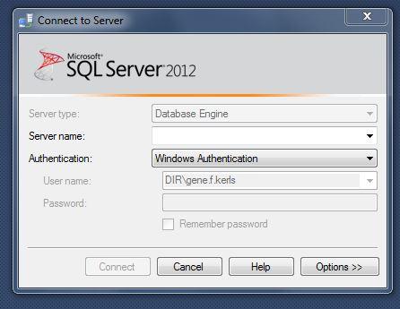 Microsoft sql server 2012 express