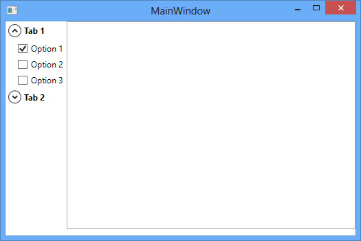 wpf tabcontrol template - tabcontrol style