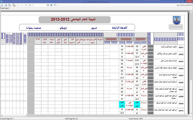 Crystal Report Viewer Displays Arabic TrueType Fonts as