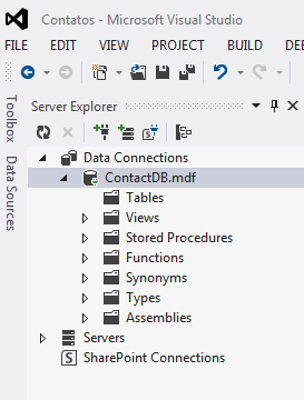 Database diagram not showing in server explorer explorer why please ccuart Images
