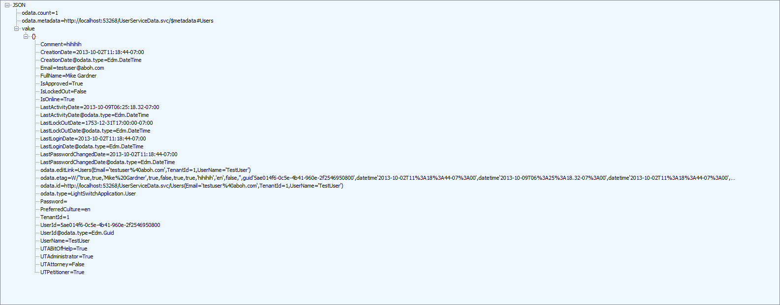 LS2012 HTML Client + RIA: