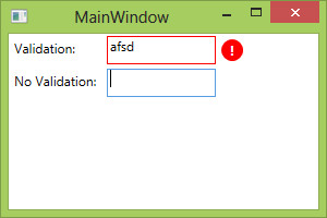 How to make Top Level user control Validation HasErrors